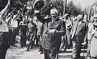 1934 Latvian coup détat