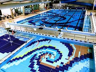 Karori - Image: Karori swimming pool