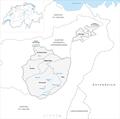 Karte Gemeinden des Kantons Appenzell Innerrhoden 2007.png