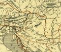 Karte aus dem Buch Römische Provinzen von Theodor Mommsen 1921 16j.png