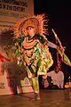 Kartikeya - Mahisasuramardini - Chhau Dance - Royal Chhau Academy - Science City - Kolkata 2014-02-13 9117.JPG