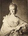 Katalog der Sammlung Baron Königswarter in Wien - II. Abteilung- Gemälde alte Meister. Jean-Marc Nattier - Bildnis der Marquise de Poyanne (14577318930).jpg