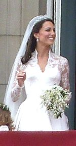 Ss Of Cambridge In Bridal Gown Main Article Wedding Dress Catherine Middleton