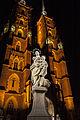 Katedra św. Jana Chrzciciela nocą nr3 e83.jpg