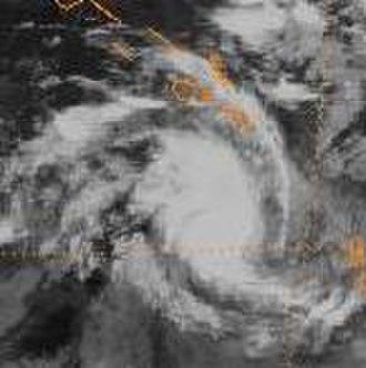 1997–98 South Pacific cyclone season - Image: Katrina 98