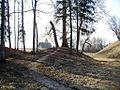 Kaupo kaps pie Kubeseles pilskalna 2001-04-07 - panoramio.jpg