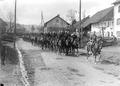 Kavallerie Mitrailleure auf dem Marsch - CH-BAR - 3238394.tif