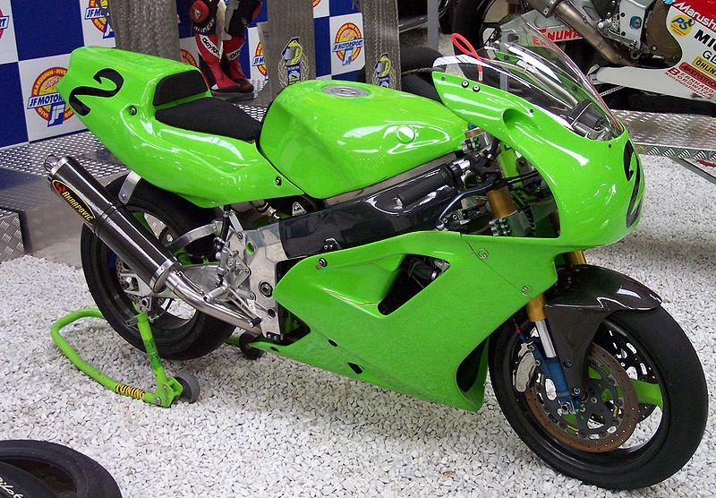 Kawasaki Zxr Cc