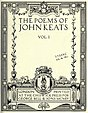 Keats - Opere. Poesia, 1904 - 3490694 F.jpg