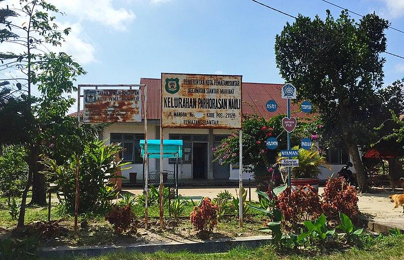 File:Kel. Parhorasan Nauli, Kecamatan Siantar Marihat, Pematangsiantar.jpg