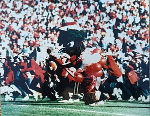 Stanford Tree - The Tree at the Big Game, 1987