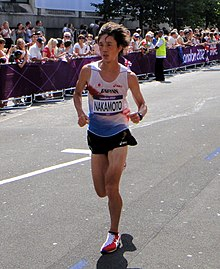 Kentaro Nakamoto (Japan) - London 2012 Mens Marathon.jpg