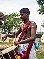 Kerala - Hindu Temple Drummers (15969406412).jpg