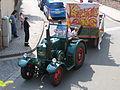 Kerweumzug in Fischbach, 2006, Lanz Bulldog mit Wagen.jpg