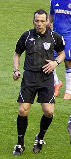 Kevin Friend Football referee