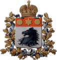 Kharkiv Governorate coat of arms (Benke).png