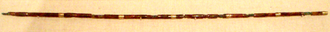 Pharaoh - Beaded Scepter of Khasekhemwy (Museum of Fine Arts in Boston).