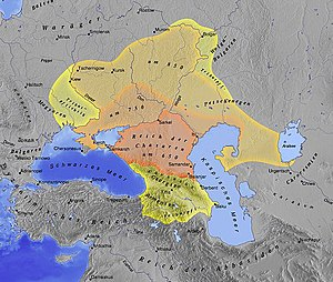 Tmutarakan - The city of Tmutarakan (Samkarsh) and its international relations during Khazar and Rus times.