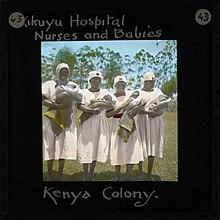 Nursing in Kenya - Wikipedia