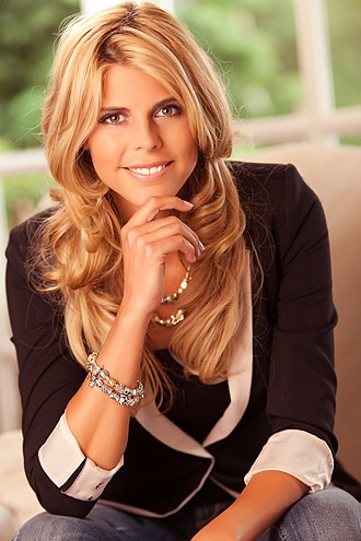 Miss Nederland - President of Miss Netherlands Kim Kötter