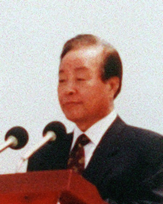Kim Young-sam South Korean politician