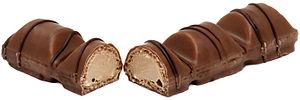 Kinder Bueno - One serving of Kinder Bueno = 43 g