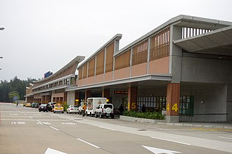 Kinmen Airport - Image: Kinmen Airport and Surrounds 04