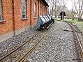 Kipploren der Feldbahn im Deutschen Dampflokomotiv-Museum in Neuenmarkt, Oberfranken (14314489635).jpg