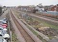 Kirkham railway station (site), Lancashire, 2010 (geograph 3267377).jpg