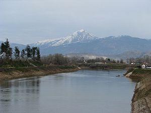 Kisavos mountain, Greece
