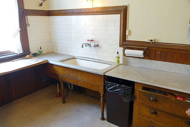 Kitchen Sink Without A Window