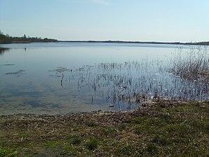 Klooga - Image: Klooga lake