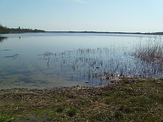Lake Klooga - Image: Klooga lake