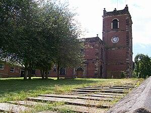 Knutsford - St John the Baptist's Church
