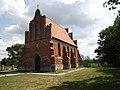Kościół w Warzymowie. ( XV w. ) - Kościół filialny parafii w Skulsku - panoramio.jpg