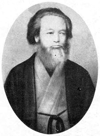 Nagaoka Domain - Kobayashi Torasaburō, senior Nagaoka official during the late Edo period