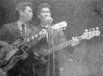 Koes Plus - Koes Bersaudara, 1963