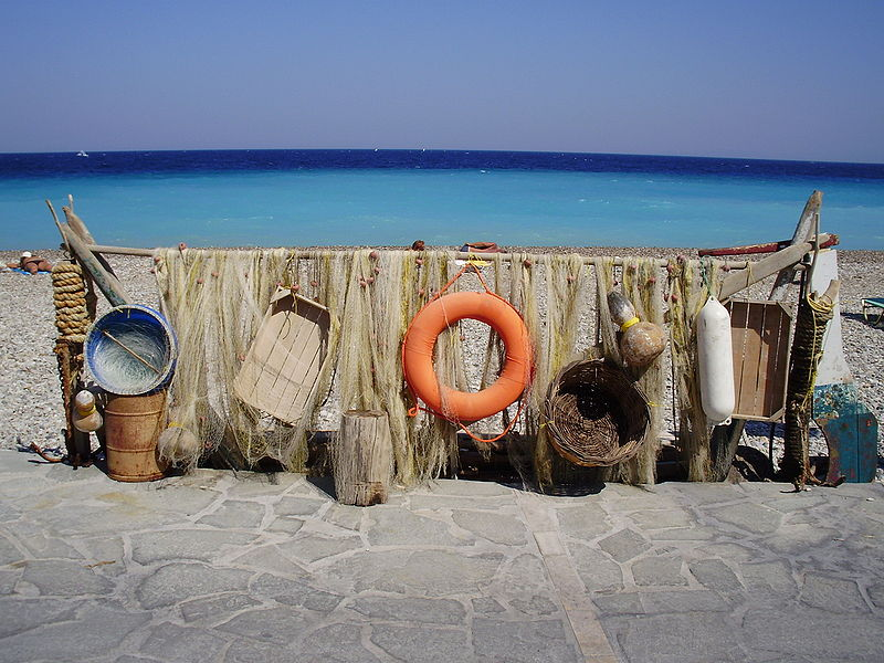 File:Kokkari Harbour Samos Greece.JPG