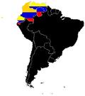 Kolumbische Farben