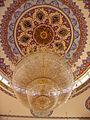 Konstanz Mevlana-Moschee Innen Kuppel 4.JPG