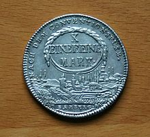 Западноевропейская серебряная монета йохимсталер на руси называлась монета 1798 года цена 1 рубль