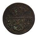 Kopparmynt från 1718 - Skoklosters slott - 109265.tif