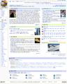 KoreanWikipediaMainPage1stMay2008.png