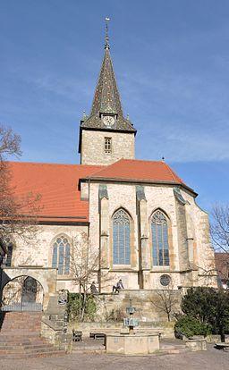 KornwestheimMartinskirche