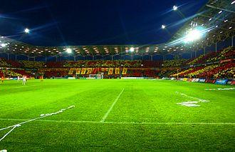 Korona Kielce - Stadium of Korona Kielce