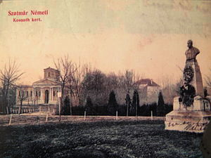 Satu Mare - Kossuth Park, 1903
