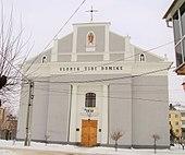 Kostel Dubno