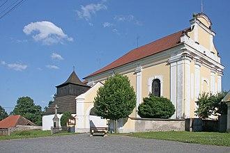 Bojanov - Saint Vitus Church