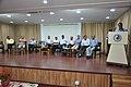 Kozimuttam Ganapathy Kumar Speaks - Ganga Singh Rautela Retirement Function - NCSM - Kolkata 2016-02-29 1512.JPG