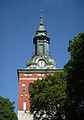 Kristina kyrka i Sala, Tornet 0885.jpg